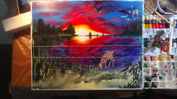 PROJECT UPDATE: LAKE VIEW SUNRISE, In-Progress